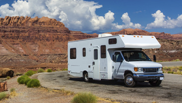I375 rv outdoor red rock