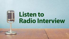 Jack Lengyel Radio Interview
