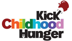 I292 kick childhood hunger