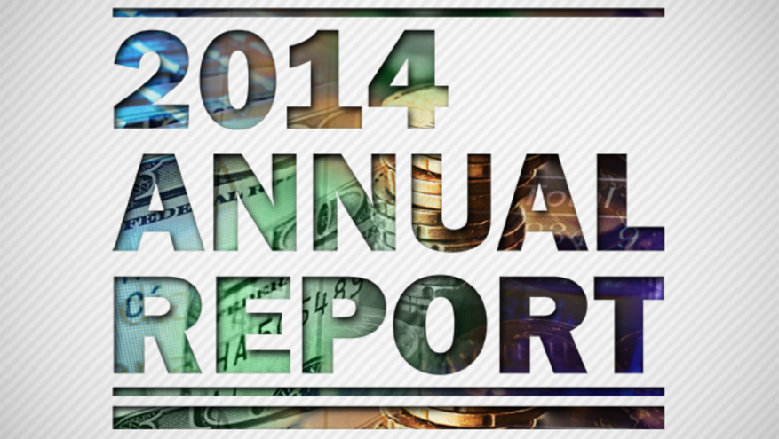 Bank of Utah 2014 Annual Report